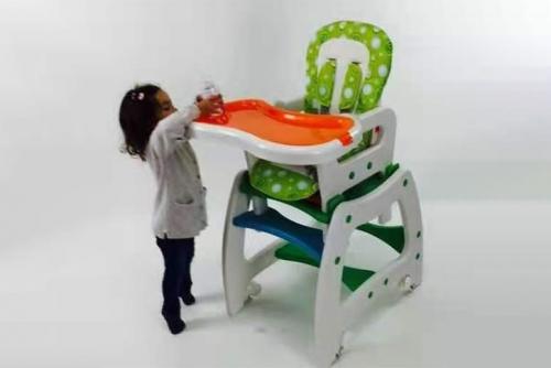 儿童高餐椅
