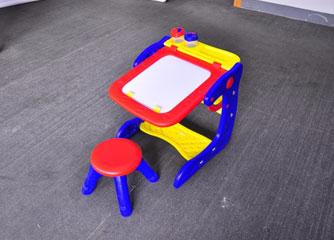 Multi-functional childrens desk